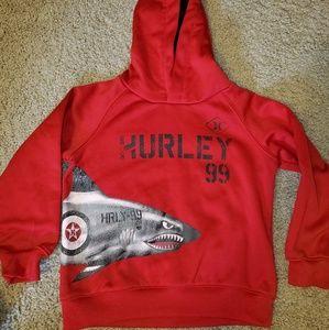 Hurley 3T shark Hoodie